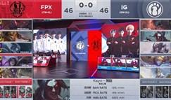 赛场复盘日记:王见王!FPX的超神法则
