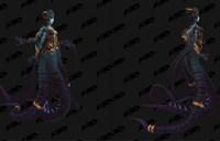 艾萨拉女王造型曝光 三条腿的娜迦你见过吗?