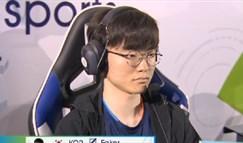 李哥发条上演逃生魔术 中指输出保持韩国连胜