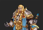 DNF同人美图欣赏 史诗巨剑圣剑拟人是什么样子