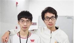 LOL职业选手中最像的两兄弟 都是进步神速!