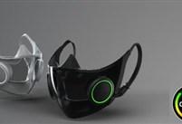 爷青回雷蛇在CES2021真的推出了RGB口罩