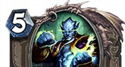 炉石玩家评论 新卡玛克扎尔王子有点变态啊!