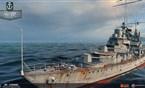 战舰世界伊丽莎白女王级战列舰精彩战斗视频