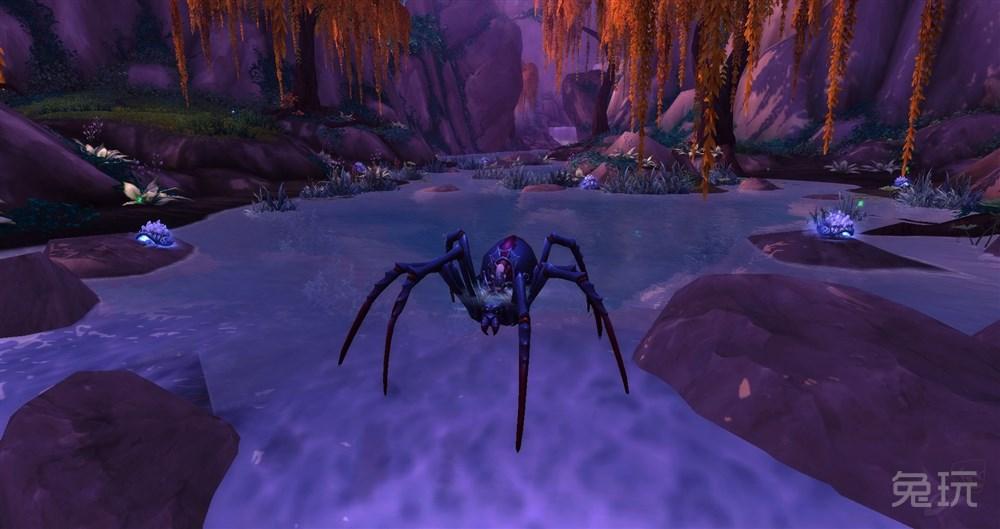 疯狂动物园花园蜘蛛
