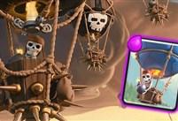 【皇室战争卡组系列】让气球飘!冰气球卡组攻略