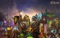 魔兽世界十一周年玩家美术大赛作品精选