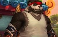 幻化作品:熊猫人皮甲 街头霸王隆幻化COS
