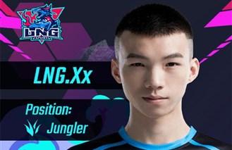 LNG官宣打野Xx与中单Maple正式加入!