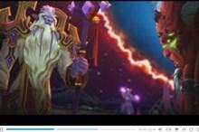 7.25萨墓最终boss基尔加丹过场动画 阿古斯星球现世