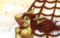 国外魔兽漫画精选 各种画风喜感异常