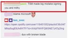 只玩真实·欧美选手:TSM Zven公开怼观众