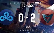 2016全球总决赛10月14日 SSG vs C9第二场录像