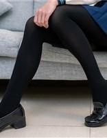 黑色连裤袜
