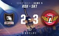 2016全球总决赛10月22日 ROX vs SKT第五场录像