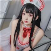 蕾丝护士服
