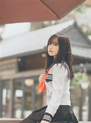 JK制服少女