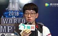 Scout:对手比较弱 对自己的表现并不满意