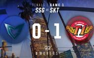 2016全球总决赛10月30日 SSG vs SKT第一场录像